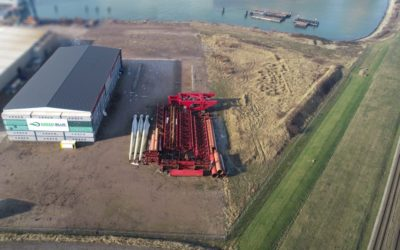 Green Blue Offshore Terminal to open their facility in the port of Vlissingen